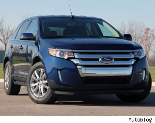 AOL Autos Test Drive: 2012 Ford Edge EcoBoost