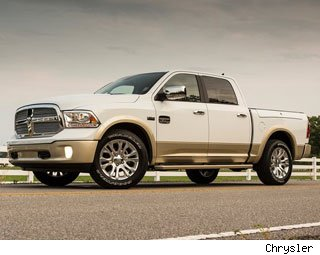 2013 Best Trucks For Fuel Economy
