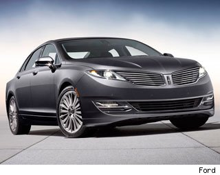 AOL Autos Test Drive: 2013 Lincoln MKZ