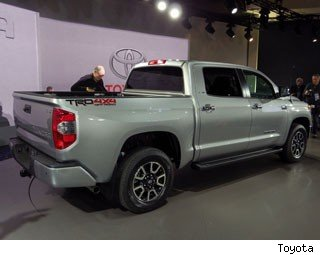 2014 Toyota Tundra Takes Aim At Detroit's Pickup Truck Dominance