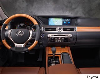 The Top 10 Best Car Interiors