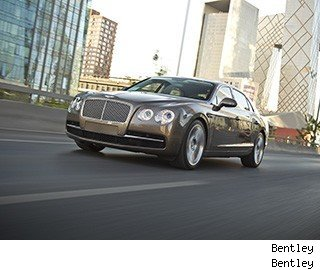 2014 Bentley Flying Spur Test Drive