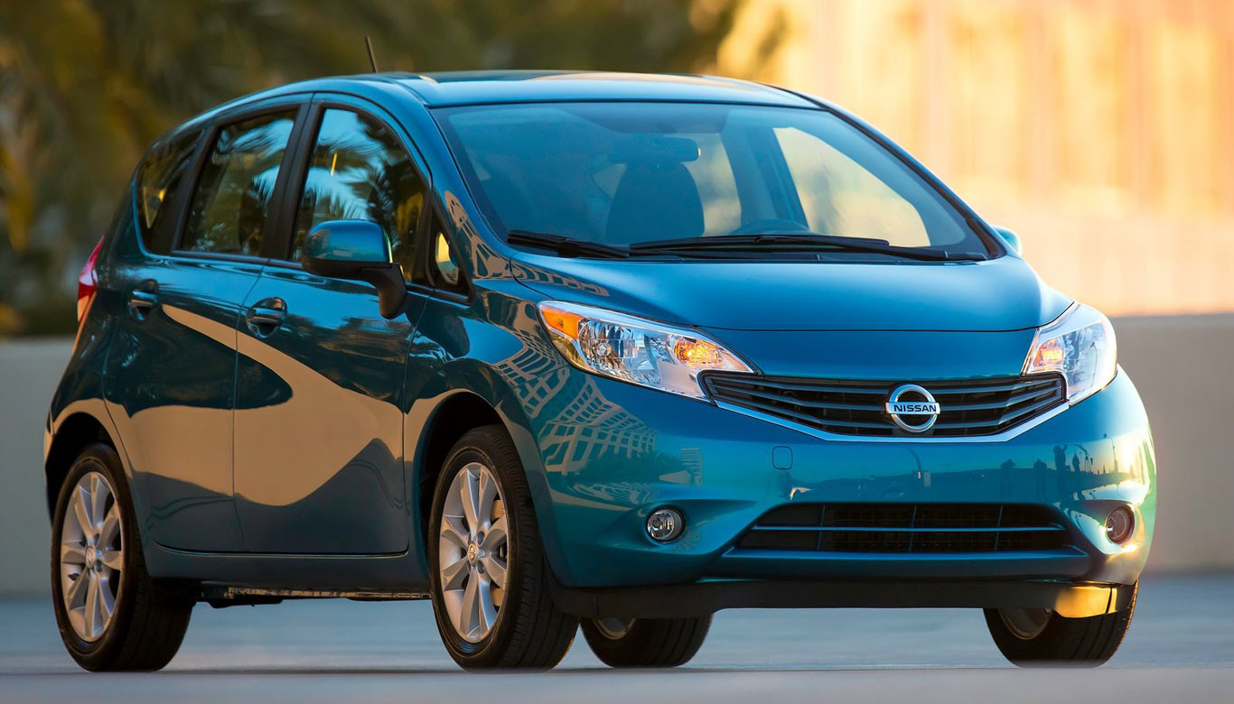 AOL Autos Test Drive: 2014 Nissan Versa Note