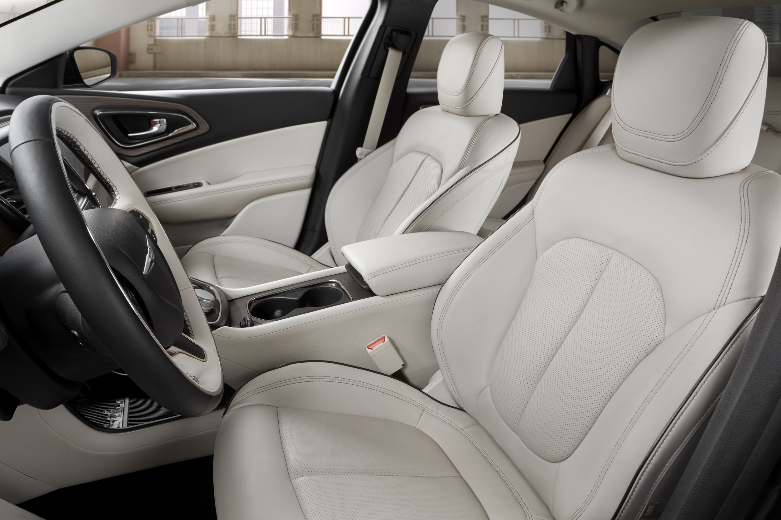 The Ten Best Car Interiors