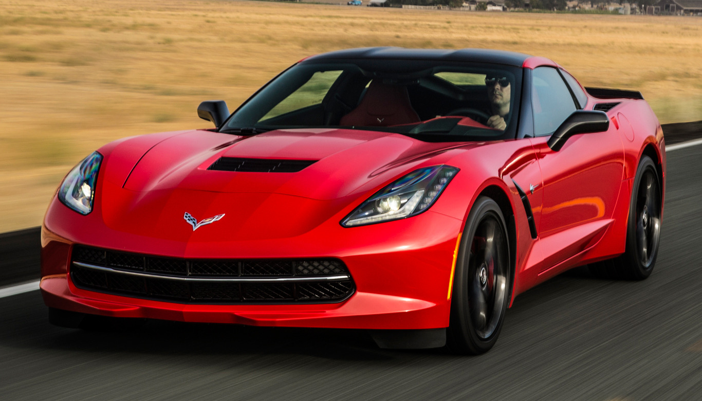 2014 Chevrolet Corvette Stingray Test Drive