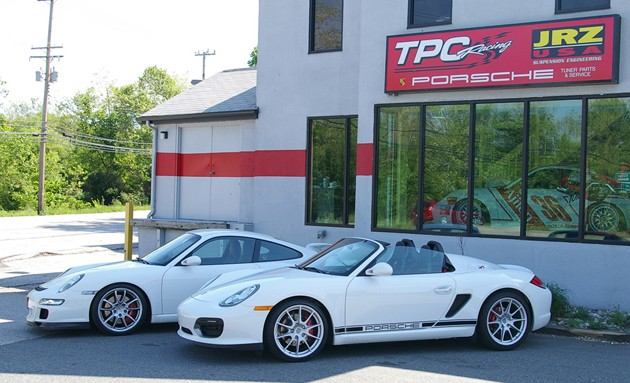 MISC TPCRacing Cayman S Turbo