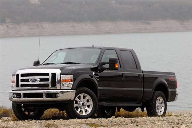 Ford F-Series Super Duty