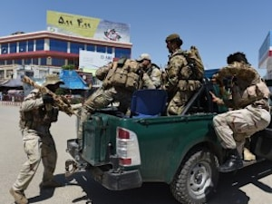 Taliban Offensive Forces Thousands From Homes In Northern Afghanistan