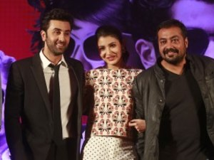 Ranbir Kapoor And Anurag Kashyap Had The Best Time Working On 'Bombay Velvet' Together