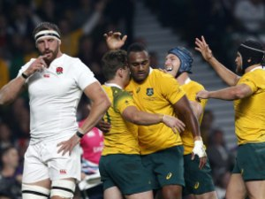 British Press Slam England's Rugby Loss At The Hands of The Wallabies
