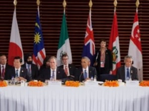 Officials Reach Deal On Trans-Pacific Partnership
