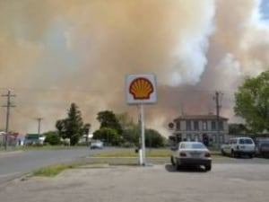 One Person Missing In Victorian Bushfires