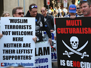 The Anti-Islam Protest In Sydney Was Virtually Over Before It Began