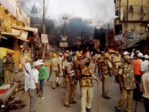 After Dadri, Mainpuri Erupts Over Cow Slaughter Rumours; 21 Rioters Arrested
