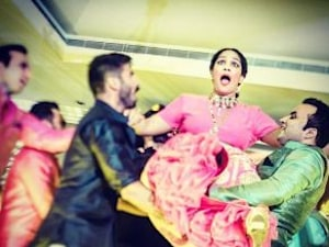 This Is Proof That Masaba Gupta's Entire Wedding Was One Crazy Party