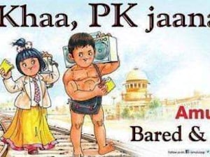 Bee Tee Dubs, The Amul 'PK' Ad Is Not A Taunt At Aamir Khan, Nor Is It Fake