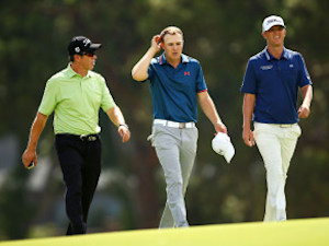 Australian Open Leader's Bizarre (And Hilarious) Tactic To Rattle The World No.1 Golfer
