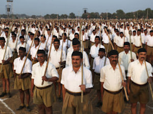 RSS India's Number One Terrorist Organisation, Says Former Mumbai Police Officer S M Mushrif