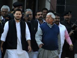 Bihar Assembly: Lalu's Son Tejaswi Yadav Is RJD Party Leader