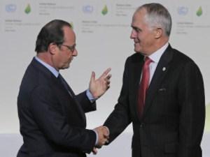 Australia Rejects Fossil Fuel Pledge At Climate Talks: Report