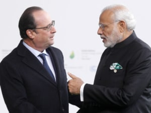 'India's Progress Is Our Destiny,' Says Modi At Climate Change Talks