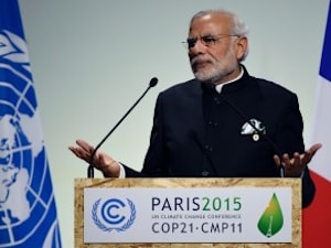 COP21: PM Modi Asks The World To Let India Grow