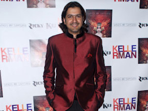 Modi, Hollande Launch Grammy-Winning Artiste Ricky Kej's Album At Paris Climate Change Conference