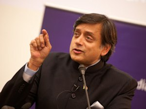 It Is Safer To Be A Cow Than A Muslim In India, Says Shashi Tharoor In Lok Sabha