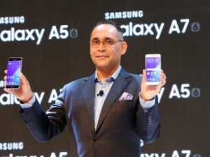 Samsung Galaxy A7 And A5 Launched In India