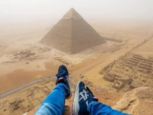 Teen Tourist Who Scaled Pyramid Banned From Egypt For Life