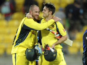 Australia Sets Up ODI Series Decider With Thrilling Victory Against New Zealand