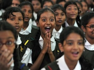Haryana Government To Celebrate Birthdays Of Girl Students In The State