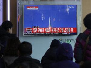 U.N. Security Council Condemns North Korea After Rocket Launch