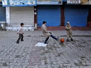 Srinagar Shuts Down On Afzal Guru's Death Anniversary