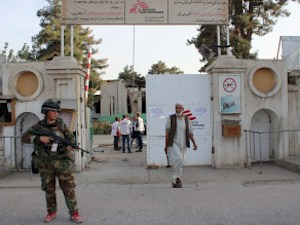Not Business As Usual: Feeling The Reverberations Of The Kunduz Hospital Bombing