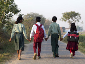 Why True Freedom Is Being Able To Walk To School