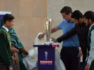 World Twenty20: Pakistan Await Government Clearance To Tour India