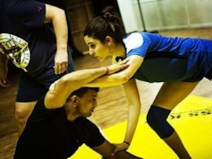 Anushka Sharma Is Learning Wrestling Moves For 'Sultan'