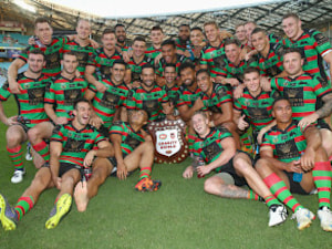 South Sydney Rabbitohs Down St George Illawarra To Lift The Charity Shield