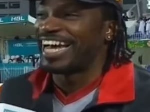 'Don't Blush, Tom': Chris Gayle Clearly Has No Regrets Over The Mel McLaughlin Saga