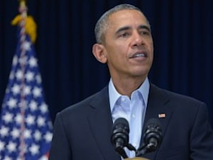 Obama Says He'll Nominate A Successor To Scalia And Expects 'A Timely Vote'