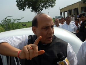 Rajnath Singh Claims Hafiz Saeed Backed JNU Protest, Says Govt Won't Pardon 'Anti-Nationals'