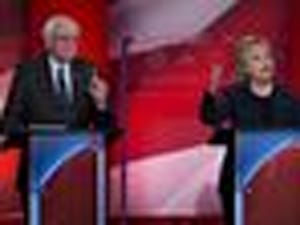 Read The Latest Updates From The Democratic Debate