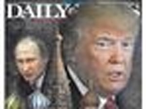 New York Daily News On 'Treasonous' Donald Trump: Lock Him Up!