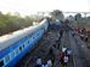 Train Derails In Eastern India, Killing At Least 39 People And Injuring 50
