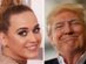Katy Perry Throws Shade At Donald Trump During Brit Awards Performance