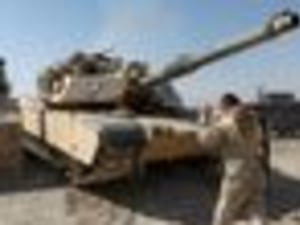 In Effort To Oust ISIS, Iraqi Security Forces Storm Mosul Airport And Nearby Military Base