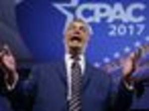 Nigel Farage Calls For A 'Great Global Revolution'