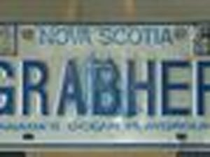 Man Named 'Grabher' Is Appalled He Can't Have A 'GRABHER' License Plate