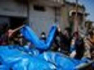 U.S. Military Confirms Air Strike In Mosul District Where Scores Were Killed